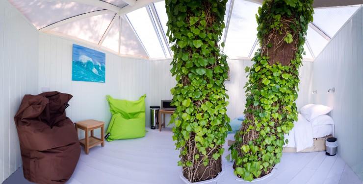 Treehouse full interior